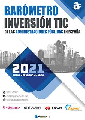 Barómetro de las inversiones TIC de las AAPP 2021 – Q1