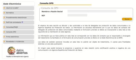 La AEPD publica el registro de Delegados de Protección de Datos