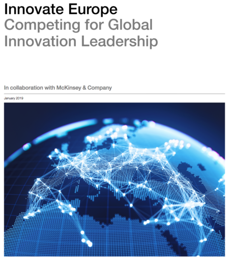 Innovate Europe Competing for Global  Innovation Leadership