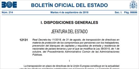 El Gobierno retrasa dos años la entrada en vigor de la obligatoriedad de la Administración Electrónica