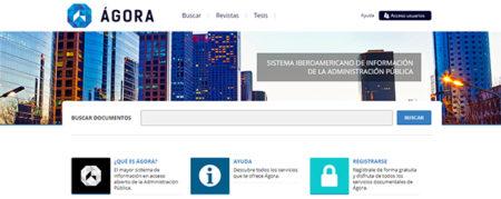 'Ágora', un sistema iberoamericano de información en Administración pública del INAP