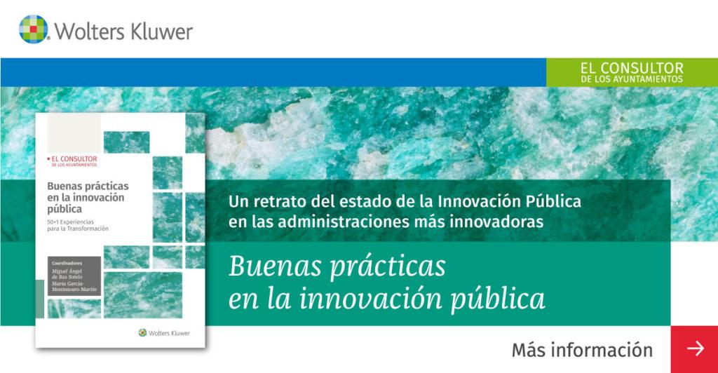 """Buenas prácticas para la innovación pública. """"50+1 experiencias de transformación"""""""