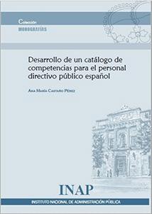 Desarrollo de un catálogo de competencias para el personal directivo público español