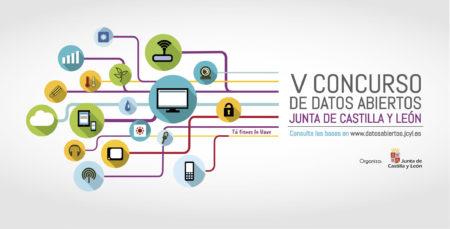 V Concurso de Datos Abiertos de CyL