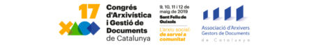 Conclusiones del XVII Congreso de Archivística y Gestión Documental de Catalunya celebrado en Sant Feliu de Guíxols