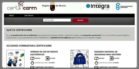 Murcia oferta cursos online sobre ciberseguridad para sus empleados públicos