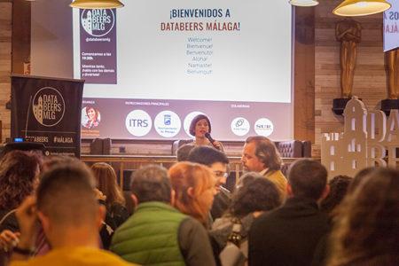 Databeers Málaga celebra en Greencities un evento especial sobre datos para ciudades inteligentes y sostenibles
