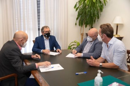 """La Sociedad Española de Evaluación y la Diputación de Castellón firman un convenio de colaboración en el marco del proyecto del """"Cliente Misterioso"""""""