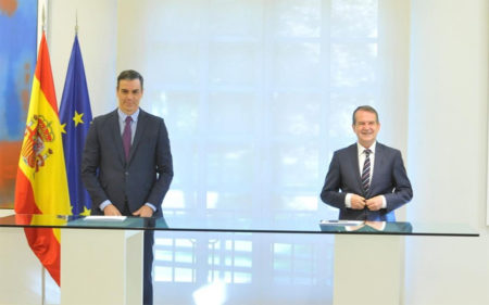 Acuerdo entre el Gobierno y la FEMP para impulsar el papel de los ayuntamientos en la reconstrucción social y económica