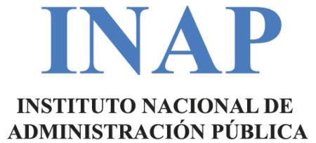 Plan de Formación 2020 del INAP