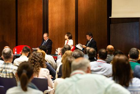 La décima edición de las JOMCAL reúne a cerca de 300 expertos en el sector público