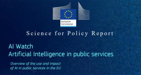 Inteligencia Artificial en los servicios públicos