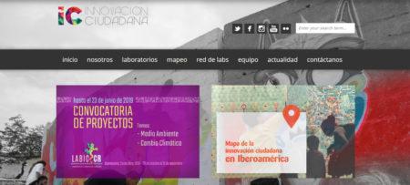 Laboratorios de Innovación Ciudadana en Iberoamérica
