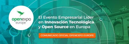 Se cancela OpenExpo Europe 2020