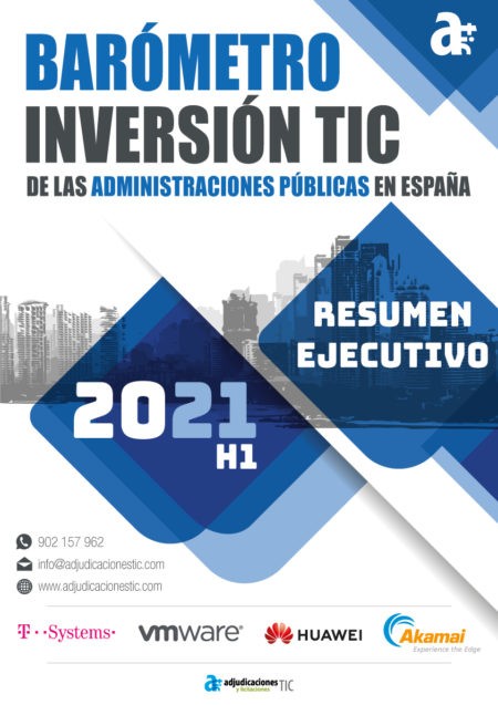 Barómetro de la inversión TIC  2021 | H1 Resumen ejecutivo