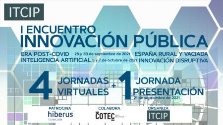 Ya puedes consultar todos los vídeos del I Encuentro de Innovación Pública del ITCIP