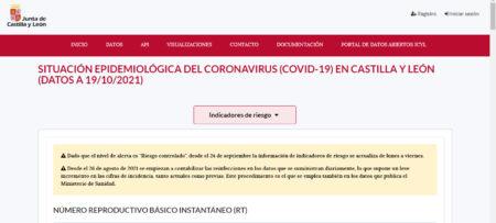 La Junta de Castilla y León logra el Premio a la Calidad e Innovación por su proyecto de transparencia durante la COVID-19