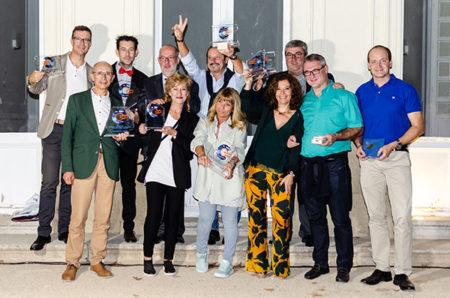 Una nueva edición de los premios JOMCAL deja una veintena de galardones