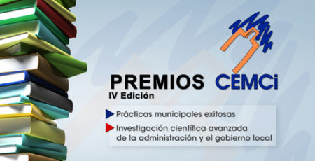 IV edición de los Premios del Centro de Estudios Municipales y de Cooperación Internacional