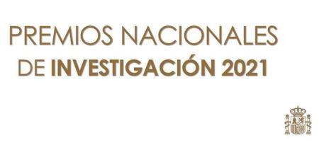 Premios Nacionales de Investigación 2021