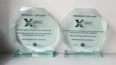 La ONU entrega hoy al Ministerio de Justicia el premio al Servicio Público 2020