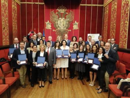 Se entregan los premios NovaGob Excelencia 2018, que reconocen los proyectos más innovadores de instituciones y personas del sector público iberoamericano
