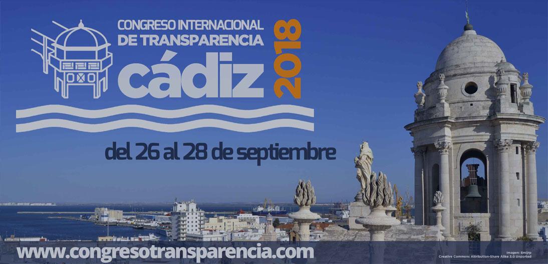 Resultado de imagen de CONGRESO INTERNACIONAL TRANSPARENCIA PÚBLICA