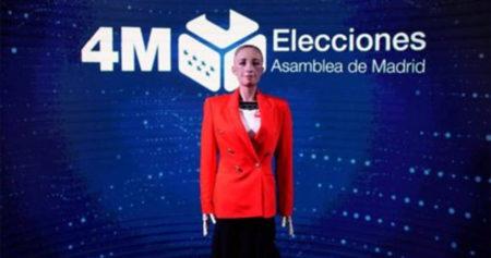 Madrid aplica la IA por primera vez en un proceso electoral