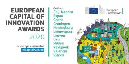 Valencia entre las 6 finalistas al premio Capital Europea de la Innovación