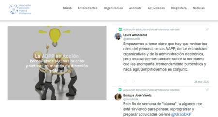 El I Congreso Global on line de Dirección Pública Profesional en abierto
